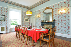 Period Residence on the River Moy